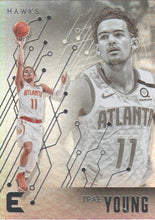 Load image into Gallery viewer, 2019-20 Panini Chronicles Basketball Cards #201-300: #205 Trae Young  - Atlanta Hawks