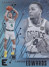 Load image into Gallery viewer, 2019-20 Panini Chronicles Basketball Cards #201-300: #207 Carsen Edwards RC - Boston Celtics