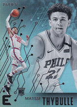 Load image into Gallery viewer, 2019-20 Panini Chronicles Basketball Cards #201-300: #226 Matisse Thybulle RC - Philadelphia 76ers