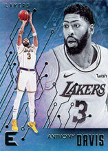 Load image into Gallery viewer, 2019-20 Panini Chronicles Basketball Cards #201-300: #232 Anthony Davis  - Los Angeles Lakers