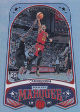 Load image into Gallery viewer, 2019-20 Panini Chronicles Basketball Cards #201-300: #243 Cam Reddish RC - Atlanta Hawks
