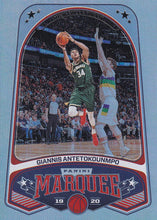Load image into Gallery viewer, 2019-20 Panini Chronicles Basketball Cards #201-300: #248 Giannis Antetokounmpo  - Milwaukee Bucks
