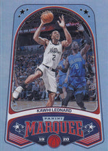 Load image into Gallery viewer, 2019-20 Panini Chronicles Basketball Cards #201-300: #250 Kawhi Leonard  - Los Angeles Clippers