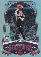 Load image into Gallery viewer, 2019-20 Panini Chronicles Basketball Cards #201-300: #252 Tyler Herro RC - Miami Heat
