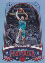 Load image into Gallery viewer, 2019-20 Panini Chronicles Basketball Cards #201-300: #257 PJ Washington Jr. RC - Charlotte Hornets