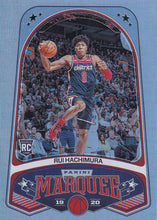 Load image into Gallery viewer, 2019-20 Panini Chronicles Basketball Cards #201-300: #265 Rui Hachimura RC - Washington Wizards