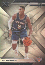 Load image into Gallery viewer, 2019-20 Panini Chronicles Basketball Cards #201-300: #273 RJ Barrett RC - New York Knicks