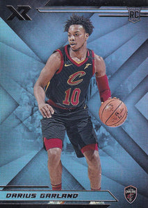 2019-20 Panini Chronicles Basketball Cards #201-300: #274 Darius Garland RC - Cleveland Cavaliers