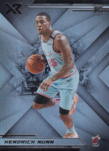 Load image into Gallery viewer, 2019-20 Panini Chronicles Basketball Cards #201-300: #275 Kendrick Nunn RC - Miami Heat