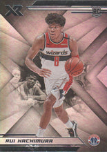 Load image into Gallery viewer, 2019-20 Panini Chronicles Basketball Cards #201-300: #278 Rui Hachimura RC - Washington Wizards