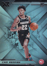 Load image into Gallery viewer, 2019-20 Panini Chronicles Basketball Cards #201-300: #282 Cam Reddish RC - Atlanta Hawks