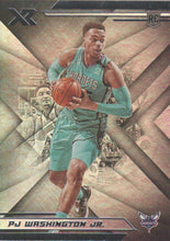 Load image into Gallery viewer, 2019-20 Panini Chronicles Basketball Cards #201-300: #284 PJ Washington Jr. RC - Charlotte Hornets
