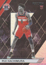 Load image into Gallery viewer, 2019-20 Panini Chronicles Basketball Cards #201-300: #287 Rui Hachimura RC - Washington Wizards