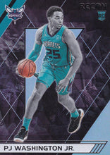 Load image into Gallery viewer, 2019-20 Panini Chronicles Basketball Cards #201-300: #288 PJ Washington Jr. RC - Charlotte Hornets