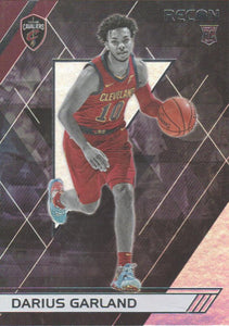 2019-20 Panini Chronicles Basketball Cards #201-300: #297 Darius Garland RC - Cleveland Cavaliers