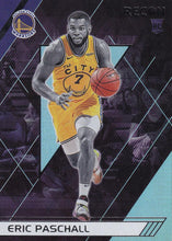 Load image into Gallery viewer, 2019-20 Panini Chronicles Basketball Cards #201-300: #299 Eric Paschall RC - Golden State Warriors