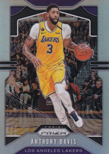 2019-20 Panini Chronicles Basketball Cards #501-699: #506 Anthony Davis  - Los Angeles Lakers