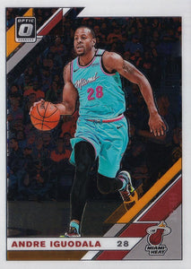 2019-20 Panini Chronicles Basketball Cards #501-699: #513 Andre Iguodala  - Miami Heat