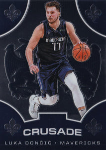 2019-20 Panini Chronicles Basketball Cards #501-699: #541 Luka Doncic  - Dallas Mavericks