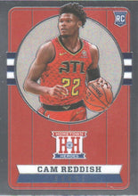 Load image into Gallery viewer, 2019-20 Panini Chronicles Basketball Cards #501-699: #548 Cam Reddish RC - Atlanta Hawks