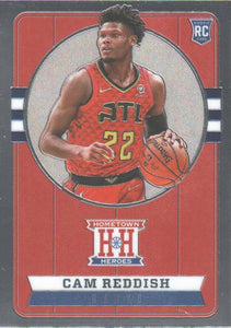2019-20 Panini Chronicles Basketball Cards #501-699: #548 Cam Reddish RC - Atlanta Hawks