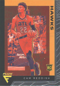 2019-20 Panini Chronicles Basketball Cards #501-699: #587 Cam Reddish RC - Atlanta Hawks