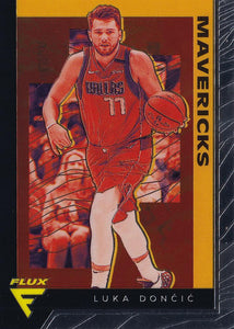 2019-20 Panini Chronicles Basketball Cards #501-699: #590 Luka Doncic  - Dallas Mavericks