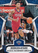 Load image into Gallery viewer, 2019-20 Panini Chronicles Basketball Cards #501-699: #684 Nickeil Alexander-Walker RC - New Orleans Pelicans