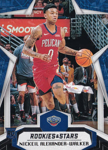 2019-20 Panini Chronicles Basketball Cards #501-699: #684 Nickeil Alexander-Walker RC - New Orleans Pelicans