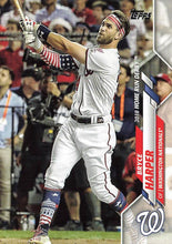 Load image into Gallery viewer, 2020 Topps Update Series Baseball Cards (U201-U300) ~ Pick your card