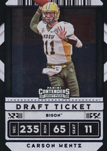 Load image into Gallery viewer, 2020 Panini Contenders Draft Picks BLUE FOILS w/ AUTOS ~ Pick Your Cards