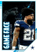 Load image into Gallery viewer, 2020 Panini Score NFL Football Cards GAME FACE Insert - Pick Your Cards