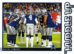 2020 Panini Score NFL Football Cards HUDDLE UP Insert - Pick Your Cards