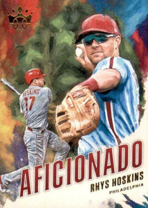 2020 Panini Diamond Kings Baseball AFICIONADO Insert ~ Pick your card