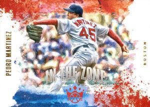 2020 Panini Diamond Kings Baseball IN THE ZONE Insert ~ Pick your card