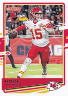 2020 Donruss NFL Football Cards #1-100 ~ Pick Your Cards