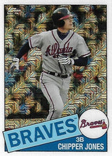 Load image into Gallery viewer, 2020 Topps Series 2 Silver Pack 1985 Topps 35th Anniversary Chrome Inserts ~ Pick your card