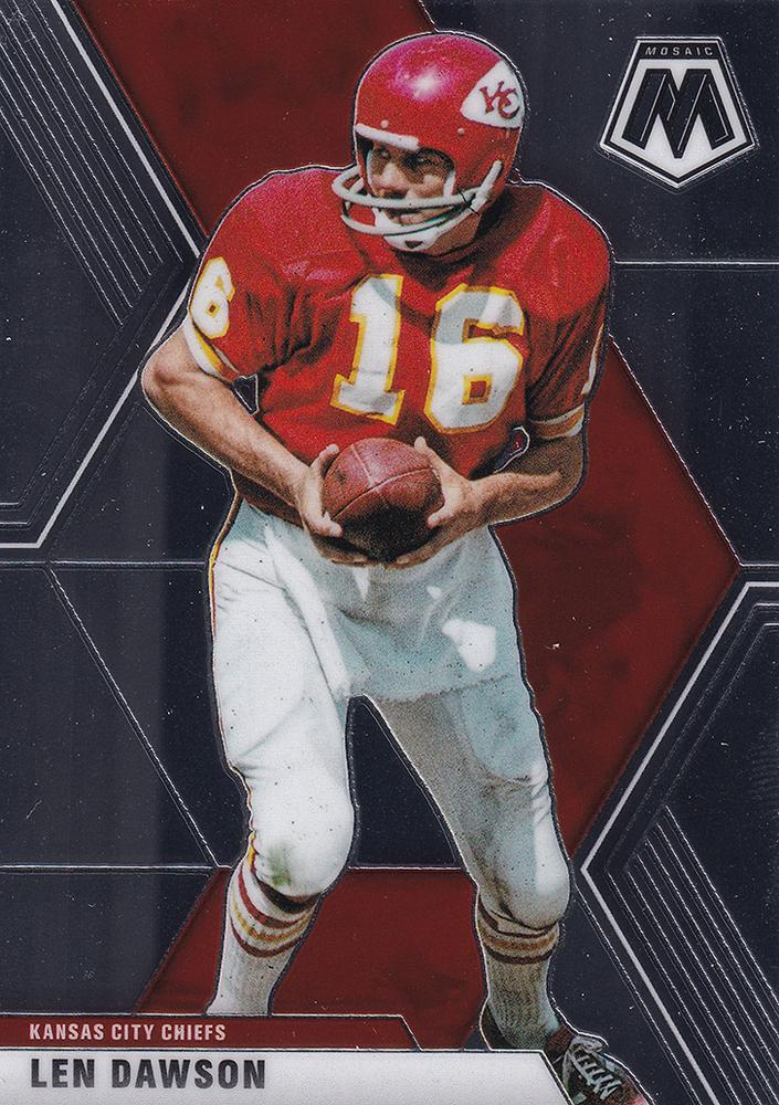 2020 Panini Mosaic NFL Football Cards #1-100 ~ Pick Your Cards