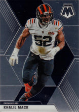 Load image into Gallery viewer, 2020 Panini Mosaic NFL Football Cards #1-100 ~ Pick Your Cards