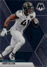 Load image into Gallery viewer, 2020 Panini Mosaic NFL Football Cards #101-200 ~ Pick Your Cards