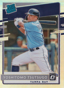 2020 Donruss Optic Baseball HOLO PARALLELS ~ Pick your card