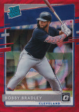 Load image into Gallery viewer, 2020 Donruss Optic Baseball RED WAVE PARALLELS ~ Pick your card