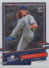 Load image into Gallery viewer, 2020 Donruss Optic Baseball THE ROOKIES INSERTS ~ Pick your card