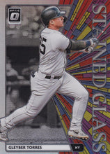 Load image into Gallery viewer, 2020 Donruss Optic Baseball STAINED GLASS HOLO INSERTS ~ Pick your card
