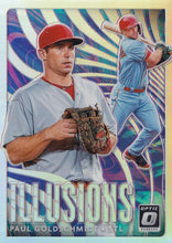 Load image into Gallery viewer, 2020 Donruss Optic Baseball ILLUSIONS HOLO INSERTS ~ Pick your card