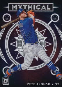 2020 Donruss Optic Baseball MYTHICAL INSERTS ~ Pick your card