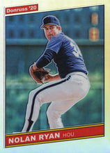 Load image into Gallery viewer, 2020 Donruss Optic Baseball RETRO 1986 HOLO INSERTS ~ Pick your card