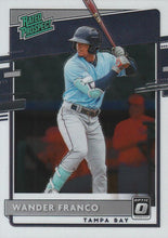 Load image into Gallery viewer, 2020 Donruss Optic Baseball RATED PROSPECT INSERTS ~ Pick your card