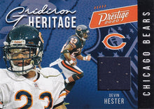 Load image into Gallery viewer, 2020 Panini Prestige NFL GRIDIRON HERITAGE RELICS ~ Pick Your Cards