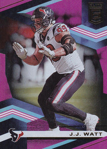 2020 Donruss Elite NFL Football PINK PARALLELS #1-200 ~ Pick Your Cards